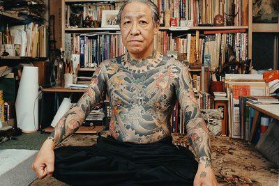 Lui è Horiyoshi III, un autentico mito vivente!