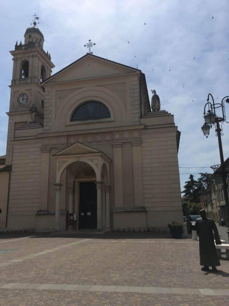 Chiesa di Don Camillo a Brescello