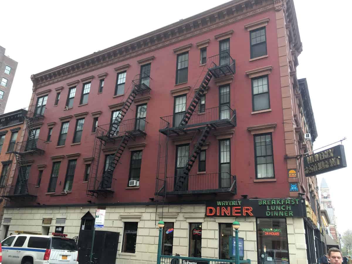 Greenwich village: un tocco old style nella moderna NY
