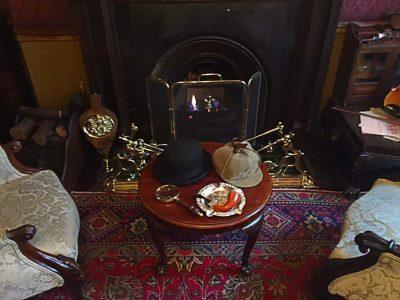 A casa di Sherlock Holmes!