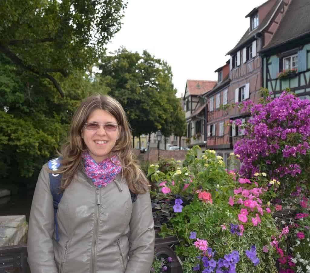 Case a graticcio dell'Alsazia
