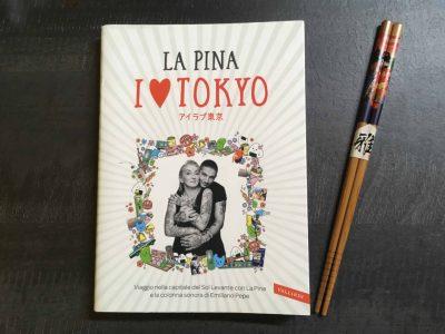 Libri in viaggio: I Love Tokyo