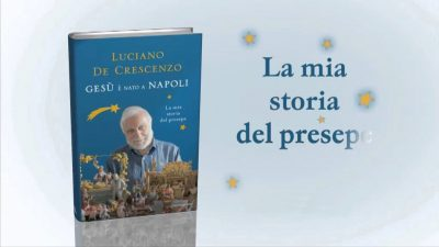 """Libri in viaggio: """"Gesù è nato a Napoli"""" di Luciano De Crescenzo"""