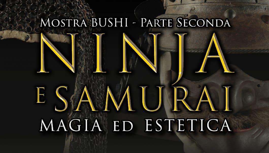 Ninja e Samurai. Magia ed estetica