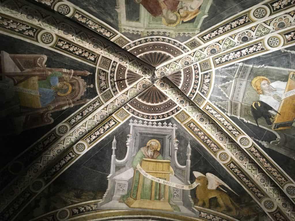 Gli evangelisti Precettoria Sant Antonio di Ranverso