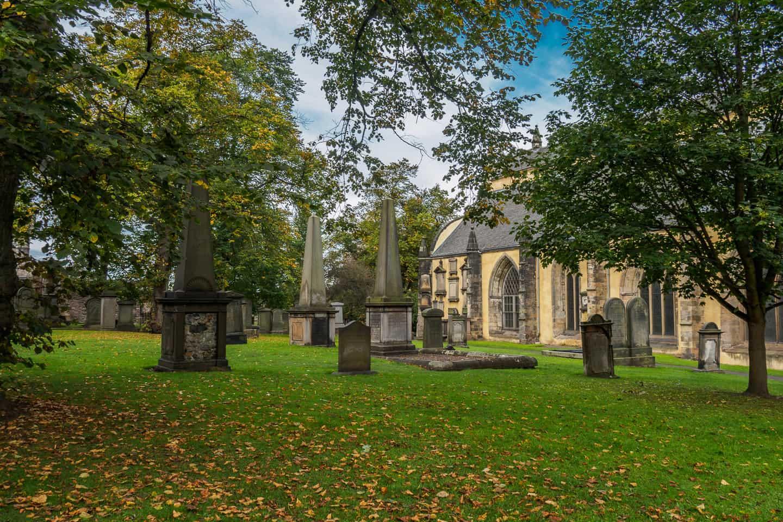 Edimburgo, la città dei fantasmi