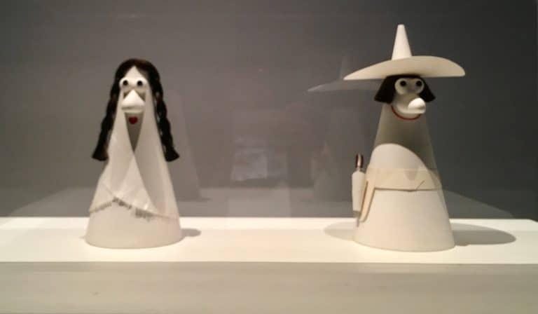 Carmencita e Caballero le mascotte dello spot Lavazza firmate Armando Testa