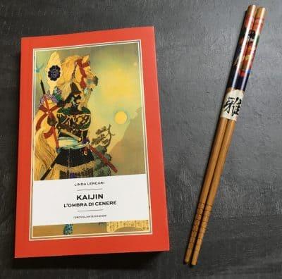 """Interviste itineranti: Blog tour """"Kaijin, l'ombra di cenere"""" di Linda Lercari"""