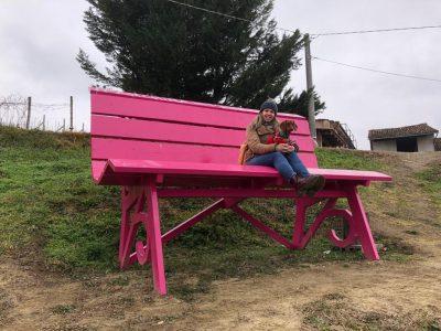 Big bench: scoprire le Langhe seguendo le panchine giganti!