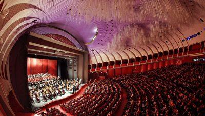 Dietro le quinte del Teatro Regio di Torino