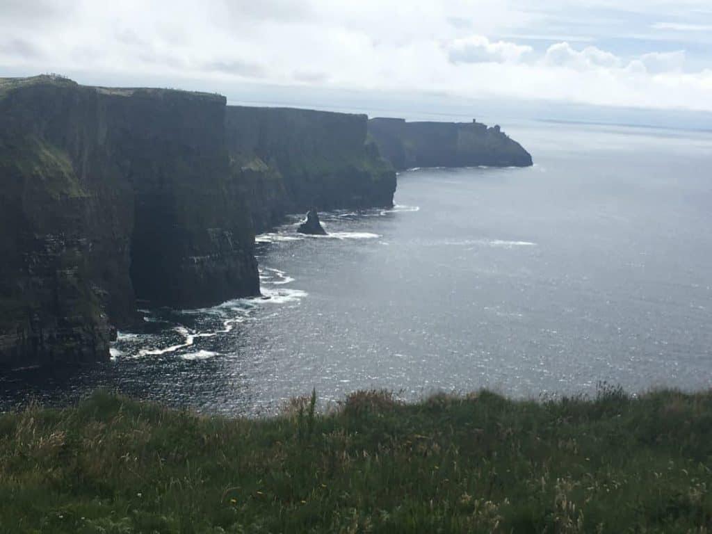Scogliere di Moher dove fu girato Harry Potter in Irlanda