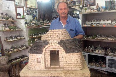 Giuseppe Maffei e i trulli di Alberobello