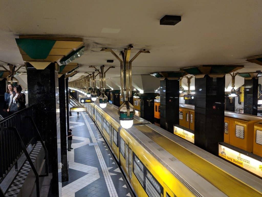 Stazione di Rathaus Spandau
