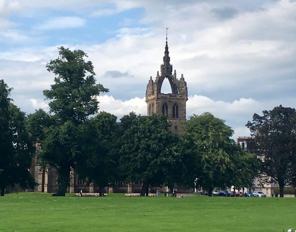 Perth in Scozia
