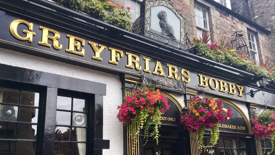 7 migliori pub di Edimburgo