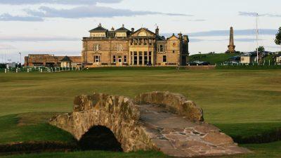 Saint Andrews: golf, castello e cattedrale